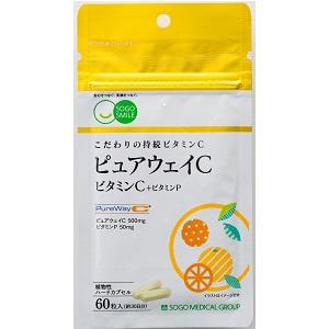 ビタミンC+P/60粒入