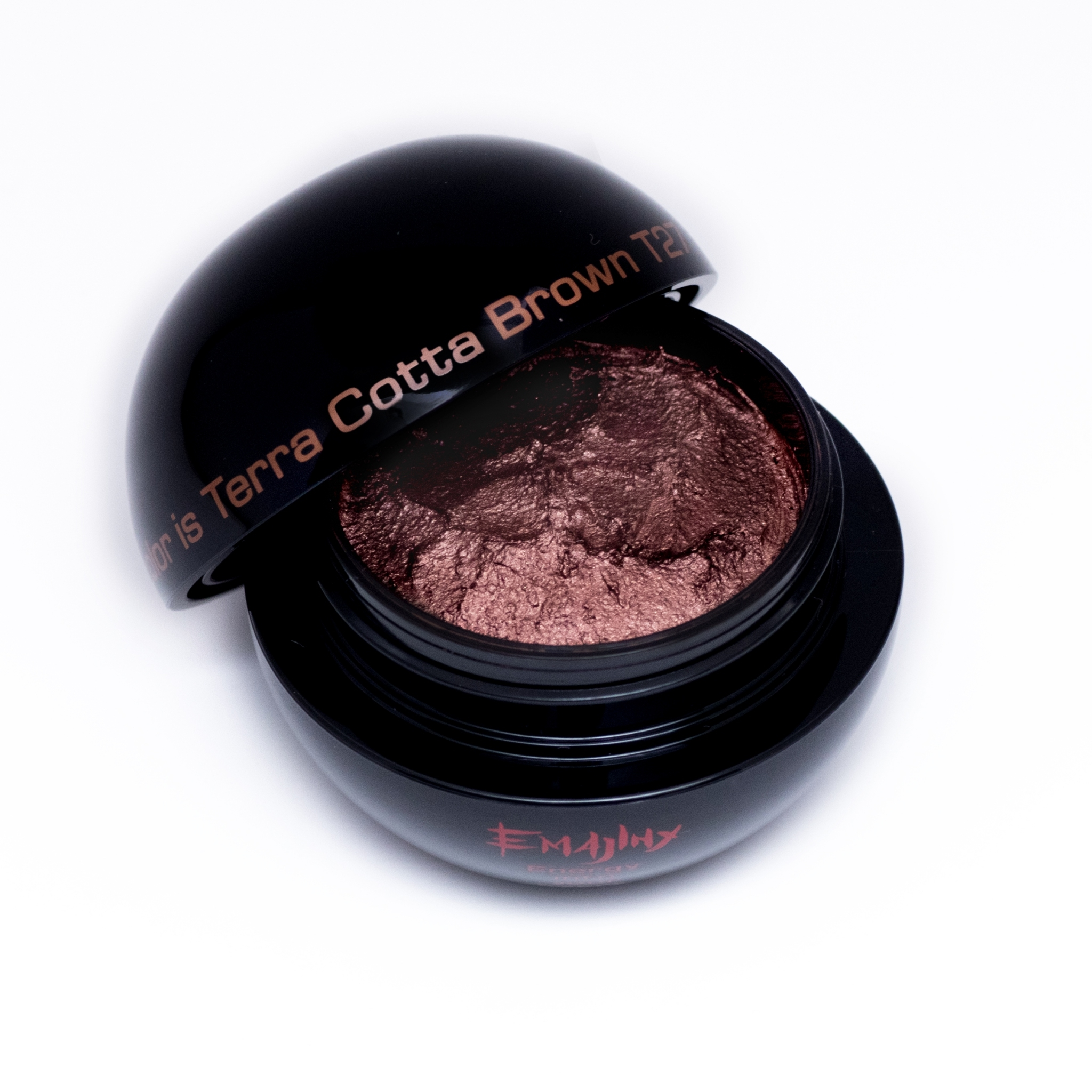 EMAJINY Terra Cotta Brown T27(ブラウンヘアカラーワックス)
