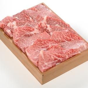 【14】松阪牛 焼肉500g 肩ロース、ミスジ、バラ冷蔵直送