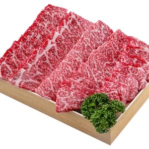 【22】美味しいとこどり伊賀牛職人手切り焼肉500g冷蔵直送