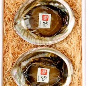 【08】磯笛あわび2個入り(約130g)冷蔵直送